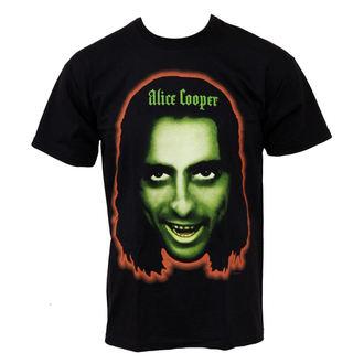 Alice Cooper férfi póló - Goes To Hell Face - PLASTIC HEAD, PLASTIC HEAD, Alice Cooper