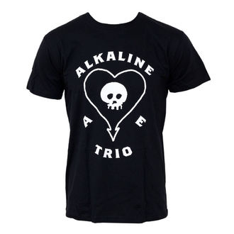 metál póló férfi Alkaline Trio - Biker Blk - EMI, EMI, Alkaline Trio
