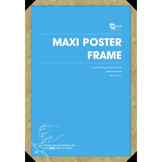 keret  poszter (61x91,5 cm) - Oak - GB Posters, GB posters
