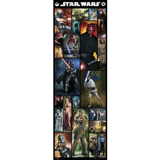 Star Wars poszter - Compillation - GB Posters, GB posters