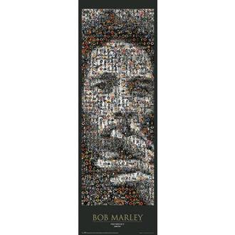 Bob Marley poszter - Mosaic - GB Posters, GB posters, Bob Marley