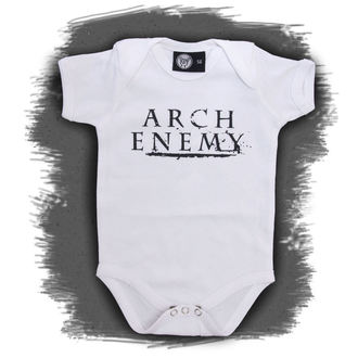 tipegő gyermek Arch Enemy - Logo - White, Metal-Kids, Arch Enemy