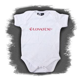 tipegő gyermek Eluveitie - Logo Red - White, Metal-Kids, Eluveitie