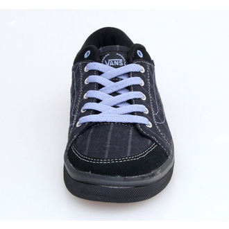 rövidszárú cipő női - VANS - BLACK-GREY, VANS