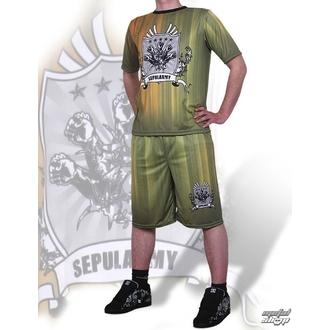 mez és rövidnadrág Sepultura 'Sepularmy 1', NNM, Sepultura
