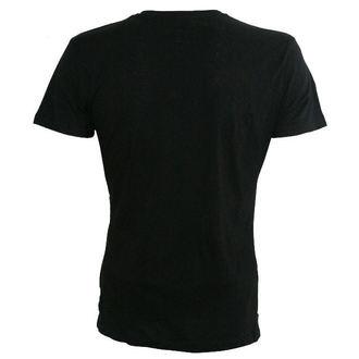 utcai póló férfi - Chest Logo - JACK DANIELS, JACK DANIELS
