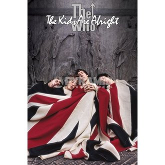 poszter The Who - The Whods There Alright - Pyramid Posters, PYRAMID POSTERS, Who
