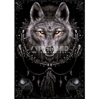 poszter Wolf Dreams - Pyramid Posters