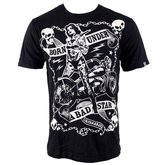 hardcore póló férfi - Bad Star Chick - LIQUOR BRAND, LIQUOR BRAND