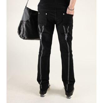 nadrág női 3RDAND56th - Zip Back Skinny Jeans, 3RDAND56th