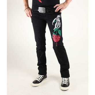 nadrág női 3RDAND56th - Stelly Rose Skinny Jeans, 3RDAND56th