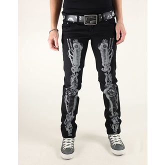 nadrág női 3RDAND56th - Steam Punk Skinny Jeans, 3RDAND56th