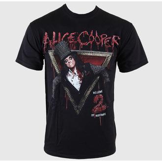 metál póló férfi Alice Cooper - - ROCK OFF, ROCK OFF, Alice Cooper