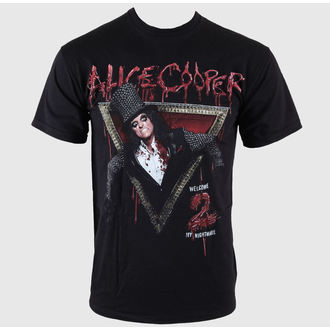 metál póló férfi Alice Cooper - - ROCK OFF - ACTEE01