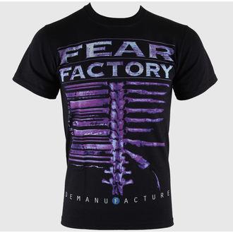metál póló férfi Fear Factory - Demanufacture - LIVE NATION, LIVE NATION, Fear Factory