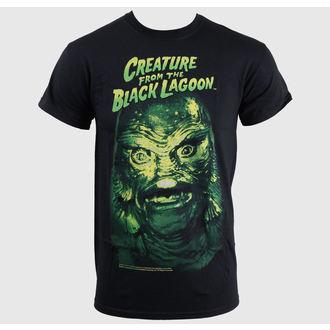 filmes póló férfi Creature from the Black Lagoon - Creature Head - ROCK REBEL, ROCK REBEL