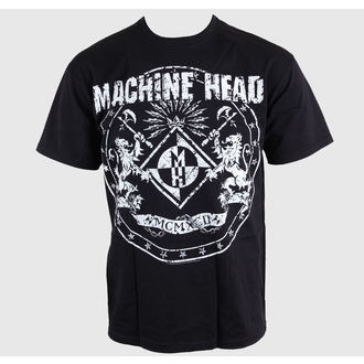 metál póló férfi Machine Head - Classic Crest - ROCK OFF, ROCK OFF, Machine Head