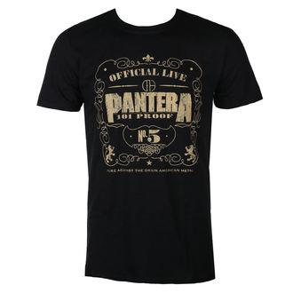 metál póló Pantera - - BRAVADO EU, BRAVADO EU, Pantera