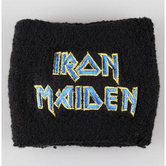 Iron Maiden csuklópánt - logo - Flight 666 - RAZAMATAZ, RAZAMATAZ, Iron Maiden