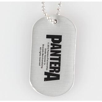 Pantera nyaklánc (dögcédula) - 101 % Proof - RAZAMATAZ, RAZAMATAZ, Pantera