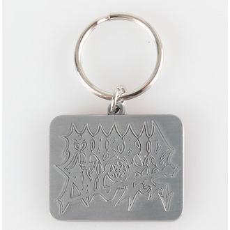 kulcstartó (kulcstartó) Morbid Angel - Logo - RAZAMATAZ - KR005