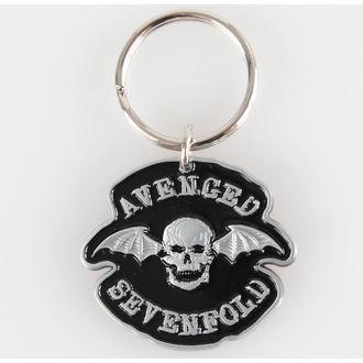 Avenged Sevenfold kulcstartó - Death Bat - RAZAMATAZ, RAZAMATAZ, Avenged Sevenfold