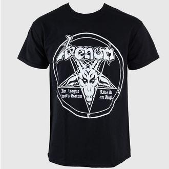 metál póló férfi Venom - In League With Satan - RAZAMATAZ, RAZAMATAZ, Venom