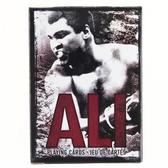 kártyák Muhammad Ali - BW