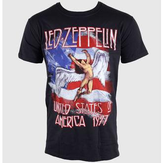 metál póló Led Zeppelin - Black - NNM, NNM, Led Zeppelin