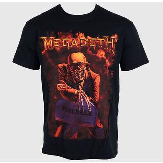 metál póló Megadeth - Peace Sells - PLASTIC HEAD, PLASTIC HEAD, Megadeth