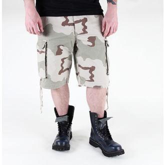rövidMIL-TEC férfi nadrág - Paratrooper - Prewash Desert