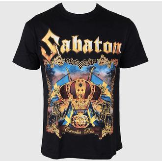 metál póló férfi Sabaton - Carolus Rex - NUCLEAR BLAST, NUCLEAR BLAST, Sabaton