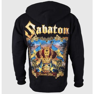 kapucnis pulóver férfi Sabaton - Carolus Rex - NUCLEAR BLAST, NUCLEAR BLAST, Sabaton