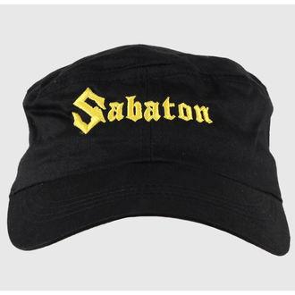 sildes Sabaton sapka - Logo - NUCLEAR BLAST, NUCLEAR BLAST, Sabaton