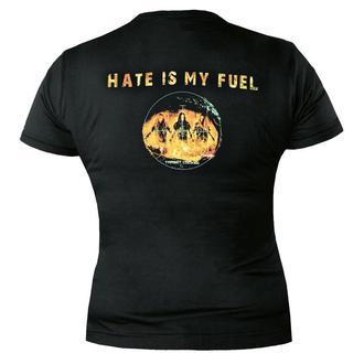 metál póló női Destruction - Hate Is My Fuel - NUCLEAR BLAST, NUCLEAR BLAST, Destruction
