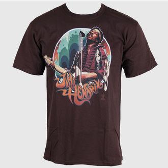 metál póló férfi Jimi Hendrix - Hendrix Groove - LIQUID BLUE, LIQUID BLUE, Jimi Hendrix