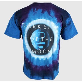 metál póló férfi Pink Floyd - Dark Side Galaxy - LIQUID BLUE, LIQUID BLUE, Pink Floyd
