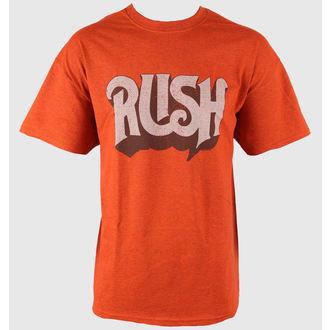 metál póló férfi Rush - Vintage Logo - PLASTIC HEAD, PLASTIC HEAD, Rush