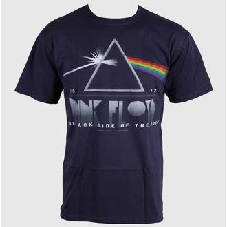metál póló férfi Pink Floyd - Lunatic - LIQUID BLUE, LIQUID BLUE, Pink Floyd