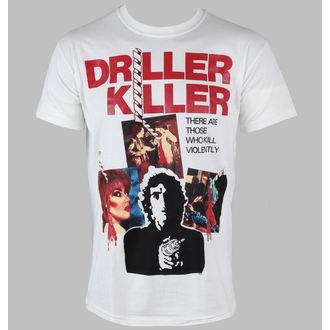 metál póló férfi Driller Killer - Driller Killer - PLASTIC HEAD, PLASTIC HEAD, Driller Killer