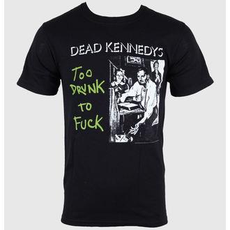 metál póló férfi Dead Kennedys - Too Drunk - IMPACT - IMPACT, IMPACT, Dead Kennedys