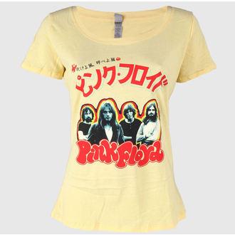 metál póló női Pink Floyd - Japan Tour 1972 - IMPACT, IMPACT, Pink Floyd