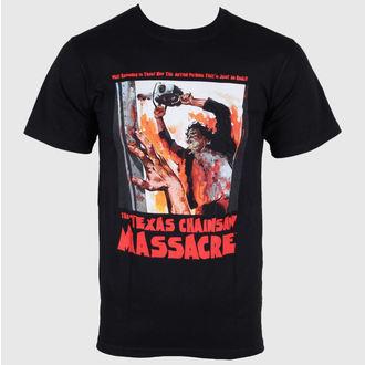filmes póló férfi Texas Chainsaw Massacre - What Happened is True! - IMPACT, IMPACT