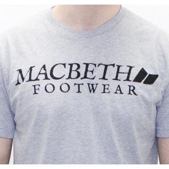 utcai póló férfi - Vintage Logo - MACBETH, MACBETH