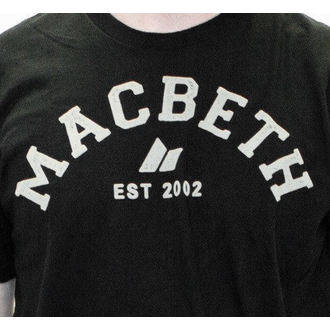 utcai póló férfi - Varsity - MACBETH, MACBETH