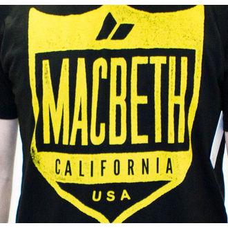 utcai póló férfi - Crest - MACBETH, MACBETH