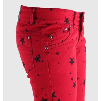 nadrág női 3RDAND56th - Star Skinny Jeans - JM1097