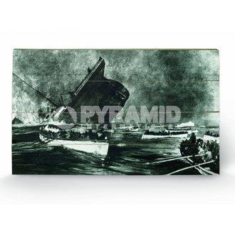 fa kép Titanic (13) - Pyramid Posters, PYRAMID POSTERS