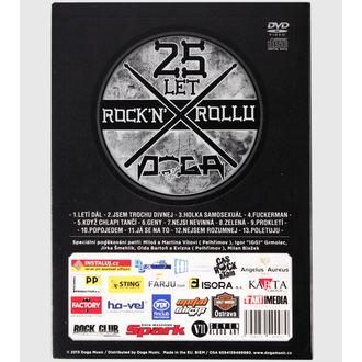 DVD DOGA 25 év Rock'n'Rollu, NNM, Doga