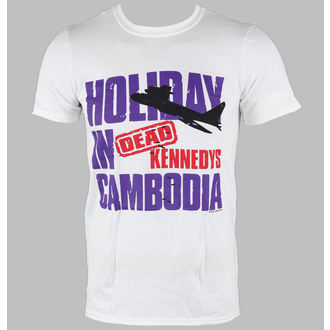 metál póló férfi Dead Kennedys - Cambodia - LIVE NATION, LIVE NATION, Dead Kennedys